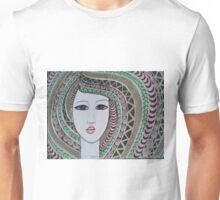 Pattern Portrait V Unisex T-Shirt