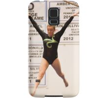 See her wings! Samsung Galaxy Case/Skin