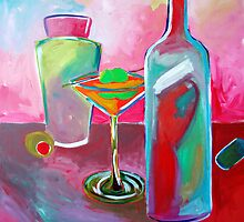 Martinis and Vodka by jenniferbirge
