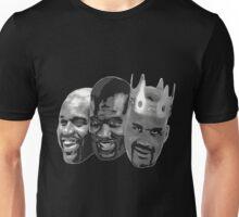 Shaq is the King of NBA Unisex T-Shirt