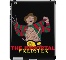 The Immortal Fredster iPad Case/Skin