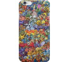 Original Pokemon Case iPhone Case/Skin