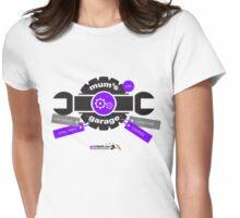 Mum's Garage Womens Fitted T-Shirt
