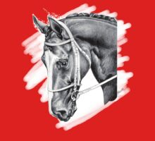 Sport Horse Tee by Patricia Howitt