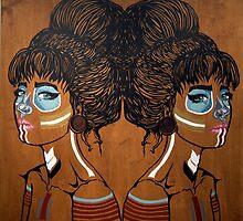 Duel by Nina Fazio