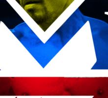 MP Logo, Manny Pacquiao Sticker