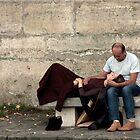 L'Amour En Bord de Seine by phil decocco