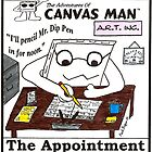 The Appointment by CanvasMan