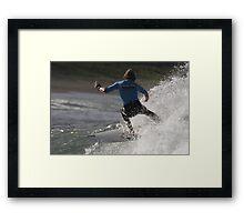 Werrie Slash #6 Framed Print