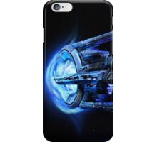 Jumpspace Freighter iPhone Case/Skin