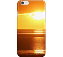 Outback Sunset iPhone Case/Skin