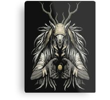 The Supplicant Metal Print
