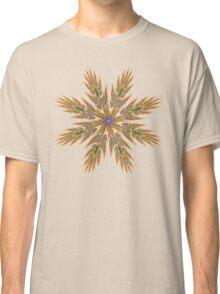 'FeatherFlower 004' Classic T-Shirt