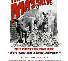 Mutant Marsupial Massacre by humananoid