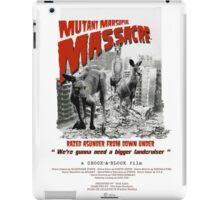 Mutant Marsupial Massacre iPad Case/Skin