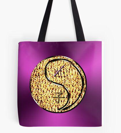 Sagittarius & Rat Yang Fire Tote Bag