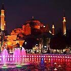 Aya Sofya (Hagia Sophia) by heinrich
