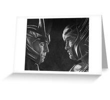 Jotunheim and Asgard Greeting Card