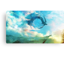 The Storm King Canvas Print