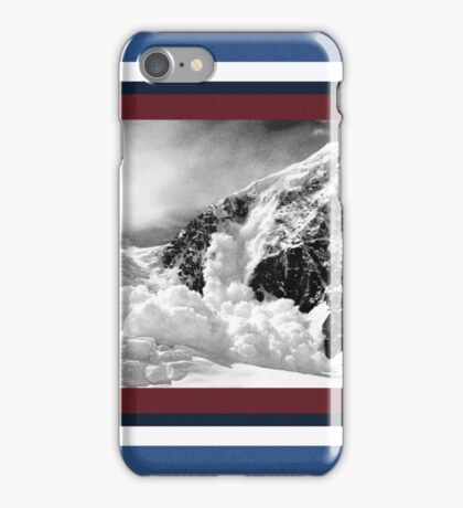 CO Avalanche iPhone Case/Skin