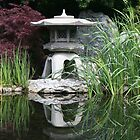 Japanese Garden by Jeffrey Sanders