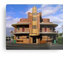 United Kingdom Hotel (former), Clifton Hill, Melbourne Metal Print