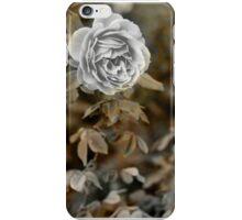 Faded Rose iPhone Case/Skin