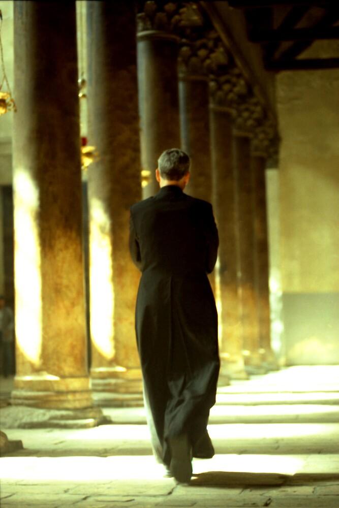 priest by Andrew Edelman