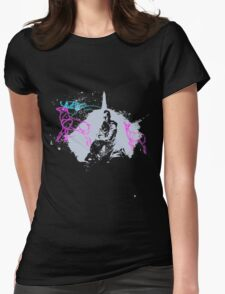 Fetch & Brent - Infamous First Light Womens Fitted T-Shirt