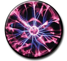 Plasma Ball Picture by IAmADeadHead