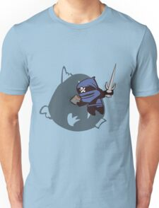Ninja - Sunset Shores Unisex T-Shirt