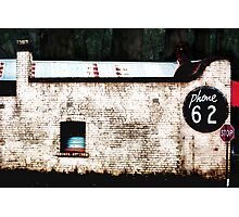 Just phone 62 Photographic Print