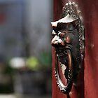 Door knocker by bfokke