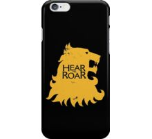 House Lannister iPhone Case/Skin