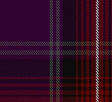 00190 Isle of Arran Strathmore Tartan by Detnecs2013