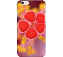 Hibiscus right iPhone Case/Skin