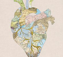 A Traveler's Heart by Bianca Green
