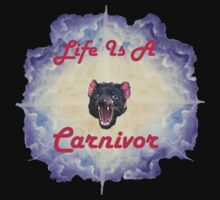 Live is a Carnivore by twindragon