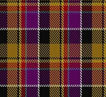 00197 Culloden District Tartan  by Detnecs2013