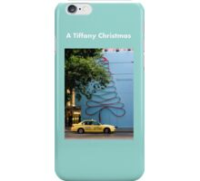 A Tiffany Christmas iPhone Case/Skin