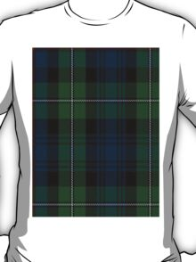 00198 Cumbernauld District Tartan  T-Shirt
