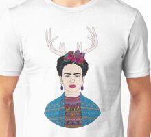 DEER FRIDA Unisex T-Shirt