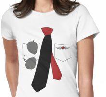 I am pilot Womens Fitted T-Shirt