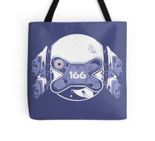 Drone 166 Tribute Poster Tote Bag