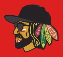 Hawks Playoff Beard by Societee