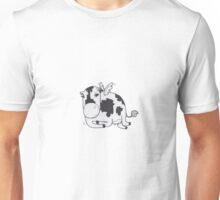 Cow Angel Unisex T-Shirt