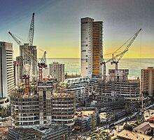 Building Broadbeach by Murray Swift