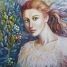 Dryad by Elena Oleniuc