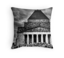 Anzac Day 2009 Throw Pillow
