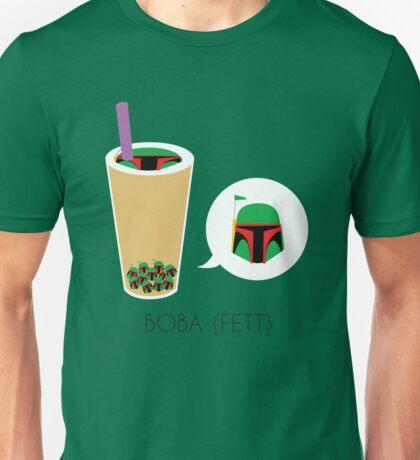 Boba {Fett} Unisex T-Shirt